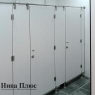 ООО «ЭнергоМашСервис» — 18 сантехнических кабин «Нива Элит»