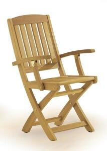 Садовая мебель из тика, Стулья, 3131-Samba
