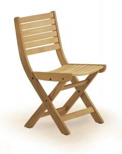Садовая мебель из тика, Стулья, 3140-capri