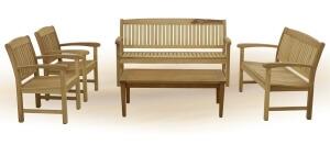 Садовая мебель из тика, Стулья, 3211-Rodeo