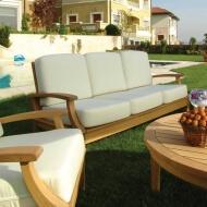 Садовая и дачная мебель из тика