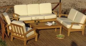 Садовые кресла Queens + стол Creta