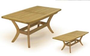 Садовая мебель, стол Montana 3462