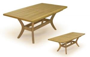 Садовая мебель, стол Montana 3466