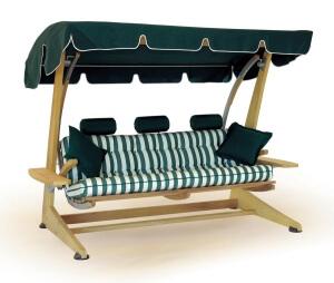 Садовая мебель, качели 3610-Moonlight