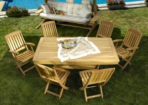 Садовая мебель, столы
