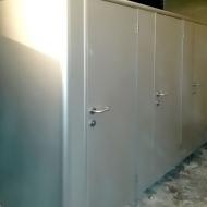 сантехнические перегородки «Нива Бизнес»