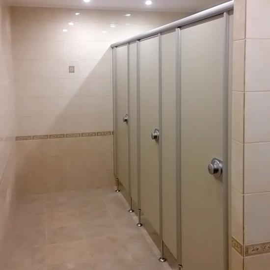 сантехнические перегородки Нива Джамбо