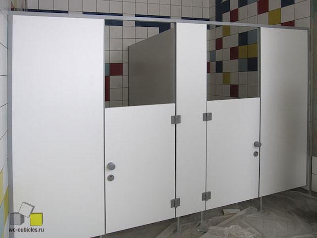 сантехнические перегородки для детей
