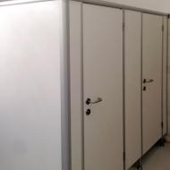 сантехнические перегородки Нива Бизнес